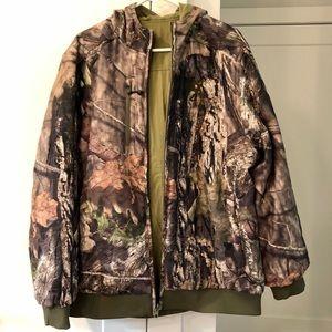 Browning Reversible Camo Jacket